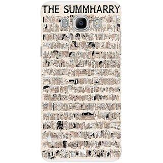 Dreambolic The Summharry Mobile Back Cover
