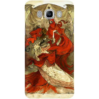 Dreambolic Masque Of The Red Death Mobile Back Cover