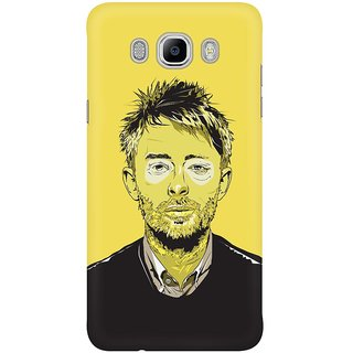 Dreambolic Thom Yorke Mobile Back Cover