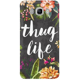 Dreambolic Thug Life Mobile Back Cover