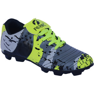 Feroc Green Grand Rubber Football Shoes