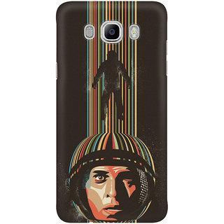 Dreambolic Relativity Mobile Back Cover