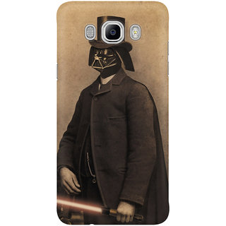 Dreambolic Victorian Vader Mobile Back Cover