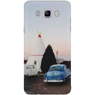 Dreambolic Wigwam Motel Mobile Back Cover