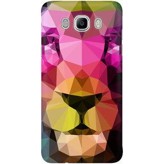 Dreambolic Wild Neon Mobile Back Cover