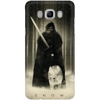 Dreambolic Snow Mobile Back Cover