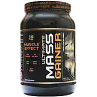 Muscle Effect Ultimate Mass Gainer 1 Kg Chocolate