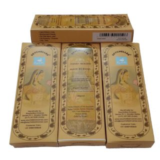 Seychelles Pure Special Herbal Ayurvedic Dhoop (Safe for Lungs) Pack of 10