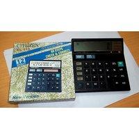 Citizen CT-512 Electronic Calculator (12 Digit)