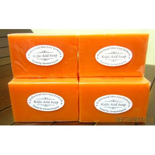 Kojic Acid Soap Tested By Dermotologists 101% Original.
