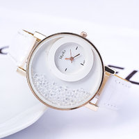 Women Wadding White Diamond  White  White Party Girls And Ladies Watches