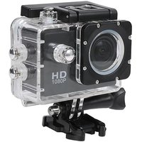 FLIPFIT ULTRASHOT Go Pro 1080P Waterproof Digital  Sports With accessories Action with led screen(memory card ) SAL09 C