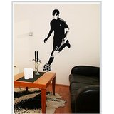 Gloob Decal Style Champions League Wall Sticker (16*36)