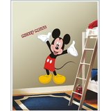 Gloob Decall Style Mickey Mouse Wall Sticker (20*30)