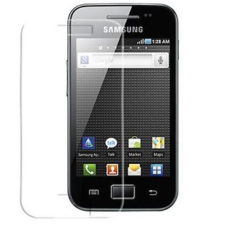 Samsung Galaxy Ace S5830 SCREEN GUARD SCREEN PROTECTOR SCRATCH GUARD Protects Mobile + Excellent Quality