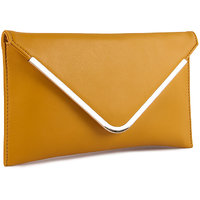 Kleio Designer Party Sling Bag (Yellow) BnB761SR-Ye