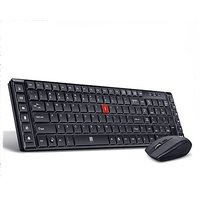 IBall Slender Duo 2.4 GHz Cordless USB Keyboard With USB Mouse Deskset