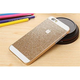 KC iPhone 5 / iPhone 5s / iPhone SE - Shiny Crystal Bling Glitter Thin Hard Back Case - GOLD