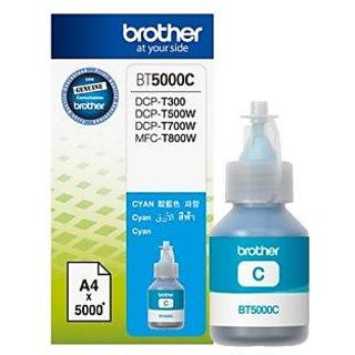 BROTHER ORIGINAL INK BT5000C CYAN