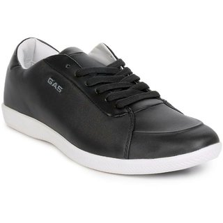 Gas Men's Ash Black Casual Shoes (Option 1)