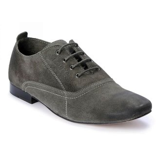Gas Men's Ash Black Casual Shoes (Option 3)