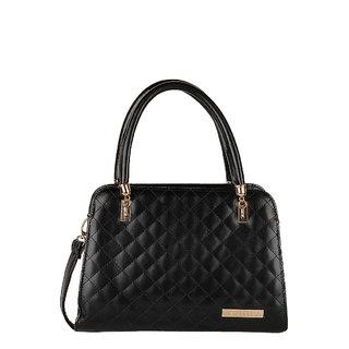 Lino Perros White Hand Bag LWHB01842BLACK