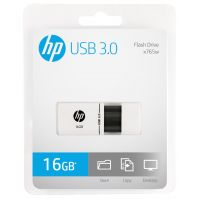 HP X765w 16 GB 3.0 Pen Drive (White/Black)