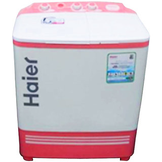 HAIER XPB62-187P 6.2KG Semi Automatic Top Load Washing Machine