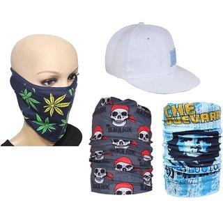Sushito Bike Ridding Face Mask  Freebie Winter Protect Bandana JSMFHFM0262-JSMFHMA0836-JSMFHMA0620