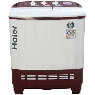 HAIER XPB62-187RU 6.2KG Semi Automatic Top Load Washing Machine