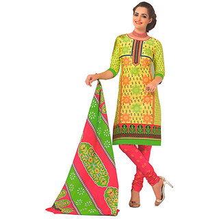 Aadinath creation Fancy Unstiched dress material
