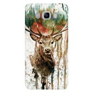 Dreambolic Deer Mobile Back Cover