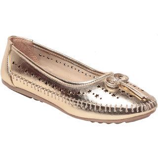 Msc WomenS Golden Kitten Heel