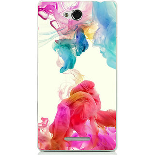 Sony Xperia C Printed Back Cover by Print Vale