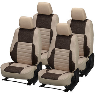 Pegasus Premium Jute Car Seat Cover for Vista