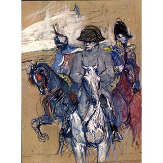 The Museum Outlet - Napoleon by Toulouse-Lautrec - Poster Print Online Buy (30 X 40 Inch)