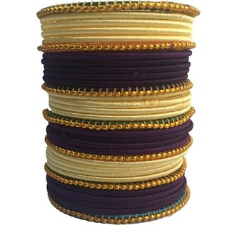 Kuhuk Plastic Bangle Set (Pack of 32)