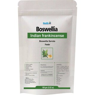 Boswellia /Indian Francense (Boswellia Serrata) powder 100Gms
