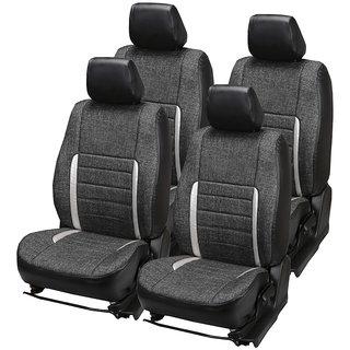 Pegasus Premium Jute Car Seat Cover for Creta
