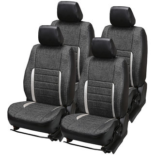 Pegasus Premium Jute Car Seat Cover for Ecosport