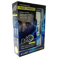 Brite 2 In 1 Chargeable BHT-430 Trimmer For Men