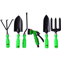 Visko 604 6 Pc Garden Tool Kit With Spray Gun