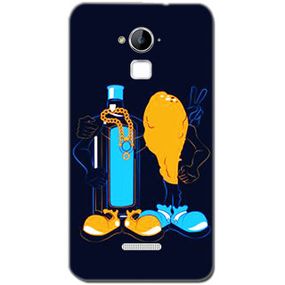 Cell First Designer Back Cover For Coolpad Dazen Note 3 Plus-Multi Color sncf-3d-DazenNote3Plus-416