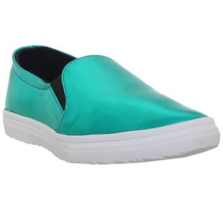 TOMCAT Women Green Stylish Casual Shoes-SK-17 ]