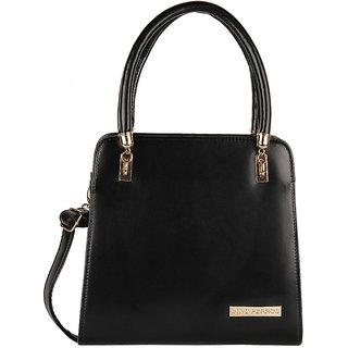 Lino Perros Brown Hand Bag LWHB01841BLACK