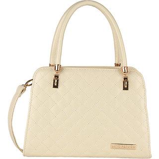 Lino Perros Blue Hand Bag LWHB01842WHITE