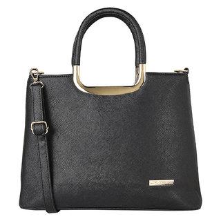 Lino Perros Blue Sling Bag LWHB01916BLACK