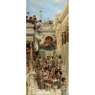 The Museum Outlet - Alma-Tadema - Spring - Poster Print Online Buy (24 X 32 Inch)