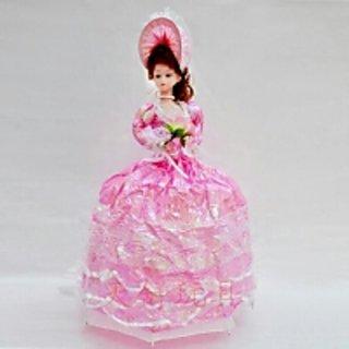 Musical Umbrella doll