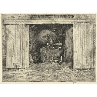 The Museum Outlet - The Whitcomb Farm, Stratham, N. H., 1920 - Poster Print Online Buy (24 X 32 Inch)